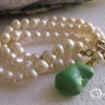 green-turquoise_pearl-bracelet