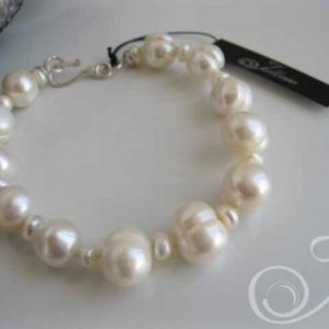White Cloud Bracelet