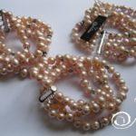 3-Heavenly-Pink-Pearl-Bracelets-by-Julleen