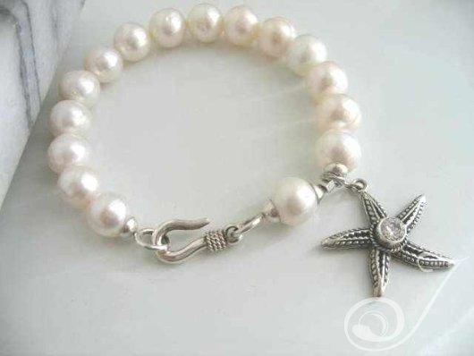 Star Fish Glitz Bracelet