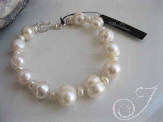 White Cloud Bracelet